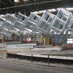 pabrik pagar brc galvanize, kawat duri, kawat bronjong,Aluminium Composite Panel